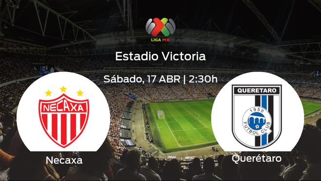 Previa del partido: Necaxa - Querétaro
