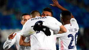 El Real Madrid espanta sus fantasmas a lo grande