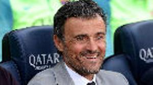 Luis Enrique no cierra la puerta a volver al Barça