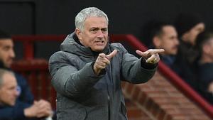 Mourinho ha convertido Old Trafford en un fortín