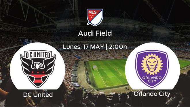 Jornada 8 de la Major League Soccer: previa del encuentro DC United - Orlando City