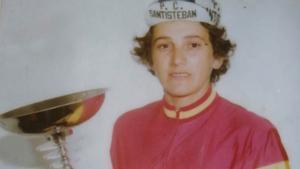 Mercedes Ateca, en una imagen de archivo
