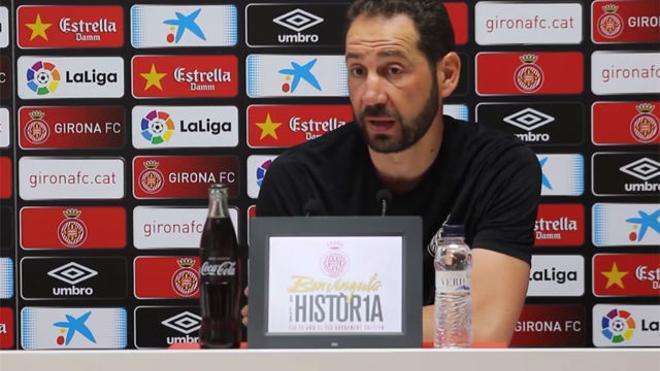 Machín: Es un partido determinante para jugar en Europa