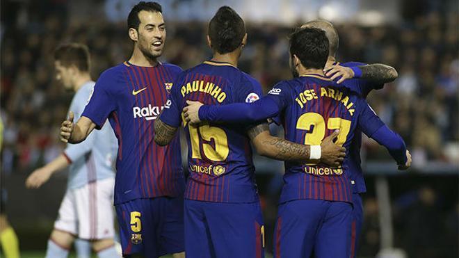 LACOPA FCB | Celta de Vigo - FC Barcelona (1-1)