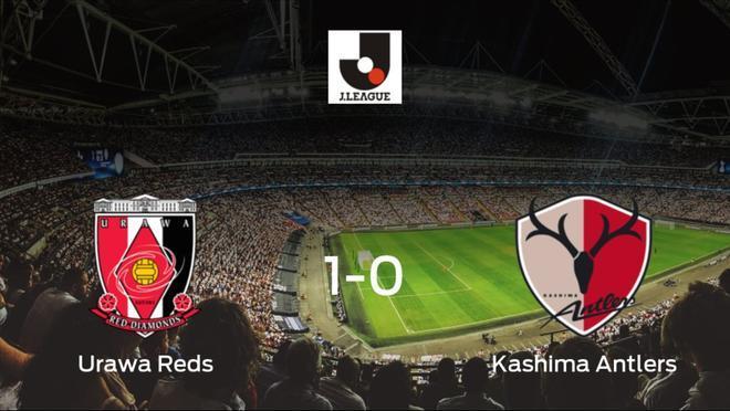 El Urawa Reds se queda con los tres puntos ante el Kashima Antlers (1-0)