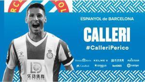 Jonathan Calleri es el séptimo fichaje perico de la temporada 2019/20