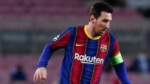 Leo Messi no se movería del Barça