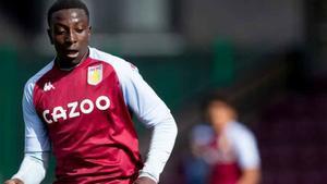 Mamadou Dialla Sylla, un catalán que pide paso en el Aston Villa