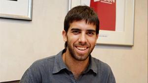 Oleguer Presas, exjugador del Barça, durante su etapa en el Ajax