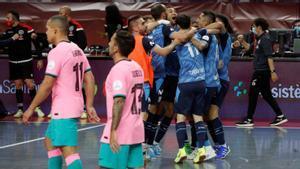 El Barça debe superar la decepción de la derrota en la final de la Copa de España
