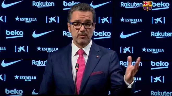 El Barça insta a la Federación a que fije criterios sobre el uso del VAR