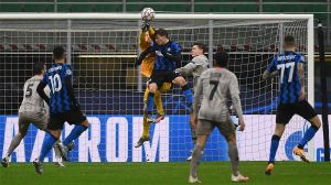 Los paradones de Trulin que desesperaron al Inter