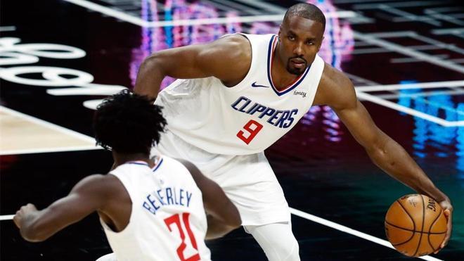 Serge Ibaka está siendo el más productivo de los españoles en la NBA
