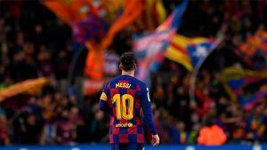 5 curiosidades: la brutalidad de Messi a balón parado