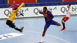 Dika Mem, un peligro constante para las defensas rivales