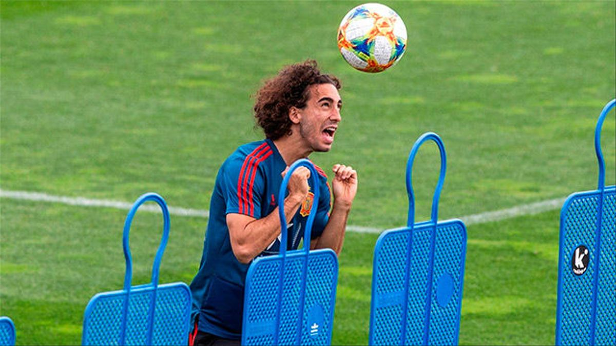 Cucurella sobre su salida del Barça: He tomado la decisión correcta