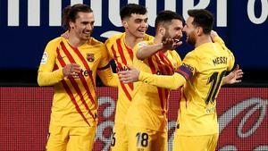 El Barcelona, equipo con más diversidad goleadora en las cinco grandes ligas europeas