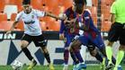 Soler marcó un gol antológico para añadirle emoción al partido