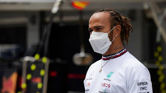 Lewis Hamilton, más líder