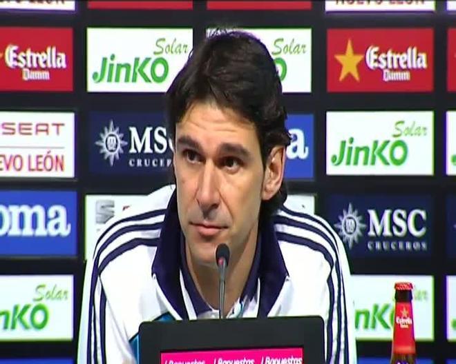 Karanka: El Madrid no tiene jugadores agresivos