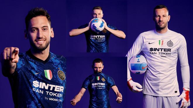 El Inter anuncia el nuevo patrocinador tras renunciar en marzo a Pirelli