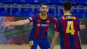Esquerdinha asistió a André Coelho en el empate local