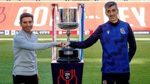 Athletic Club y Real Sociedad, derbi vasco en la final de Copa del Rey