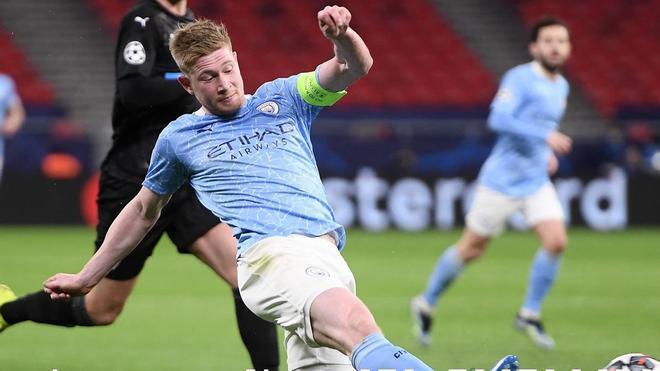 El Manchester City está en octavos tras ganar también en la vuelta al Monchengladbach