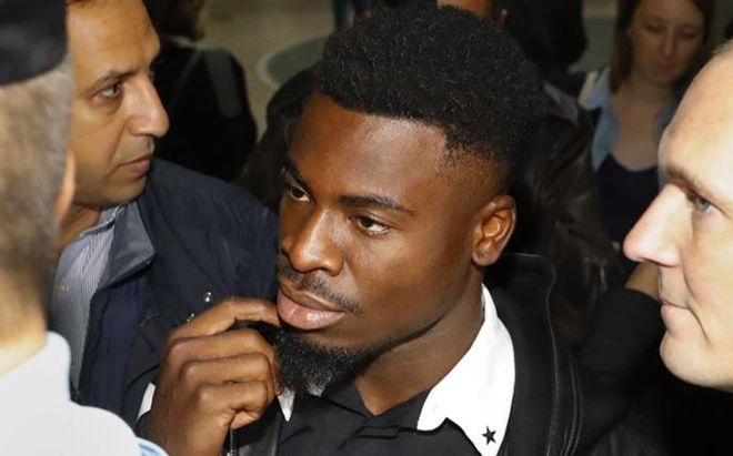 Aurier ha declarado este lunes en los juzgados de París