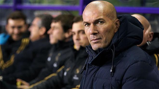 Zidane piensa que su equipo no tiene madera de campeón