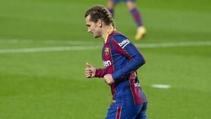 El 11 del Barça ante el Eibar