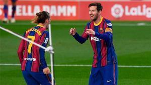 Disfrutemos de Messi