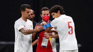 Ceballos, con España en los Juegos