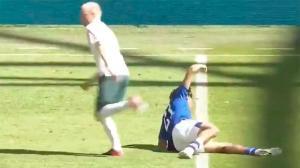 El error de Todibo que le costó la derrota al Schalke 04