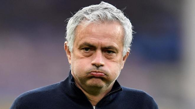 Las primeras palabras de Mourinho tras su destitución