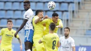 El Villarreal tuvo que sudar en Tenerife