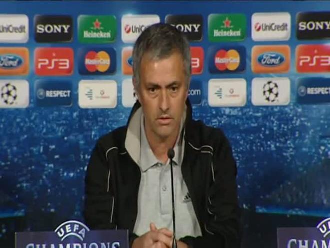 Mourinho: El Barcelona no es favorito, es superfavorito