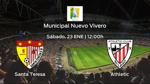 Previa del partido: el Santa Teresa Badajoz recibe en su feudo al Athletic Club Femenino