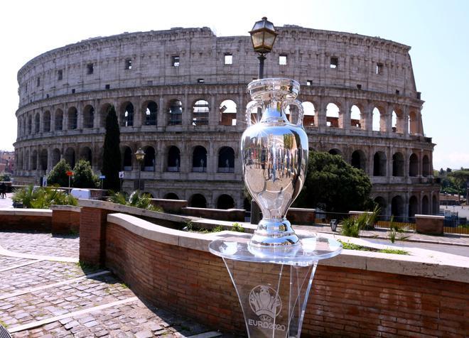 La Eurocopa cumple 60 años