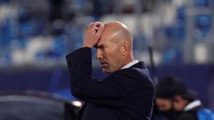 Zidane ha hecho a su plantilla peor