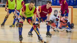 El Barça recibe este domingo a un crecido CE Vendrell