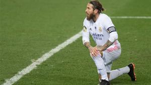El Real Madrid sigue sin dar su brazo a torcer con Sergio Ramos
