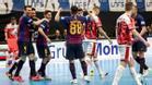Marcenio fue decisivo en la final de la Copa de España 2019