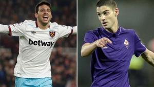 Calleri y Toledo, nuevos jugadores de la UD Las Palmas