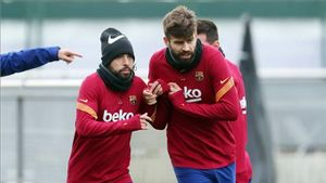 Tú tranquilo, que ganaremos: Las confidencias entre Piqué y Alba sobre la final de Copa