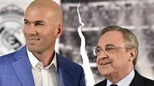 Zidane y Florentino Pérez han perdido su feeling