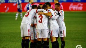 Un En-Nesyri devastador guía al Sevilla hacia la victoria