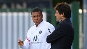 Las nuevas críticas de Leonardo al Real Madrid por el caso Mbappé