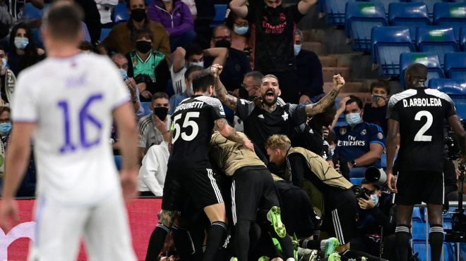 El Sheriff impone su ley en El Bernabéu: el resumen de la derrota del Real Madrid