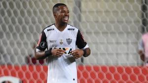 Robinho puede volver al Santos